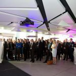 Event Management Presentation Crowd Hay Lets Communicate