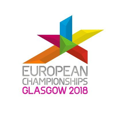 European Championships Glasgow 2018 Logo - Hay Lets Communicate